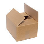 Double Wall Cartons 229 x 229 x 152mm (9 x 9 x 6 in)