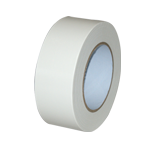 White Cloth/Gaffer Tape 50mm width x 50mtr. 6 rolls per pack