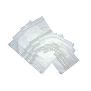Mini Grip Seal Poly Bags